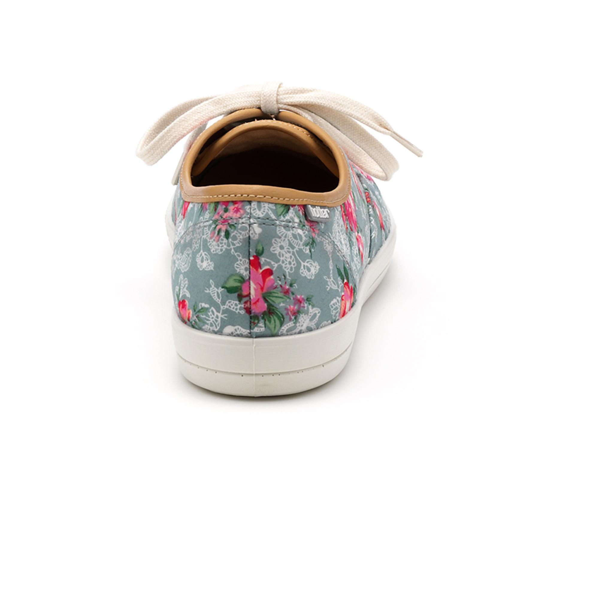 Hotter-Mujer-Mabel-Senoras-Textile-Con-Cordones-Zapatos-Calzado-Zapatillas