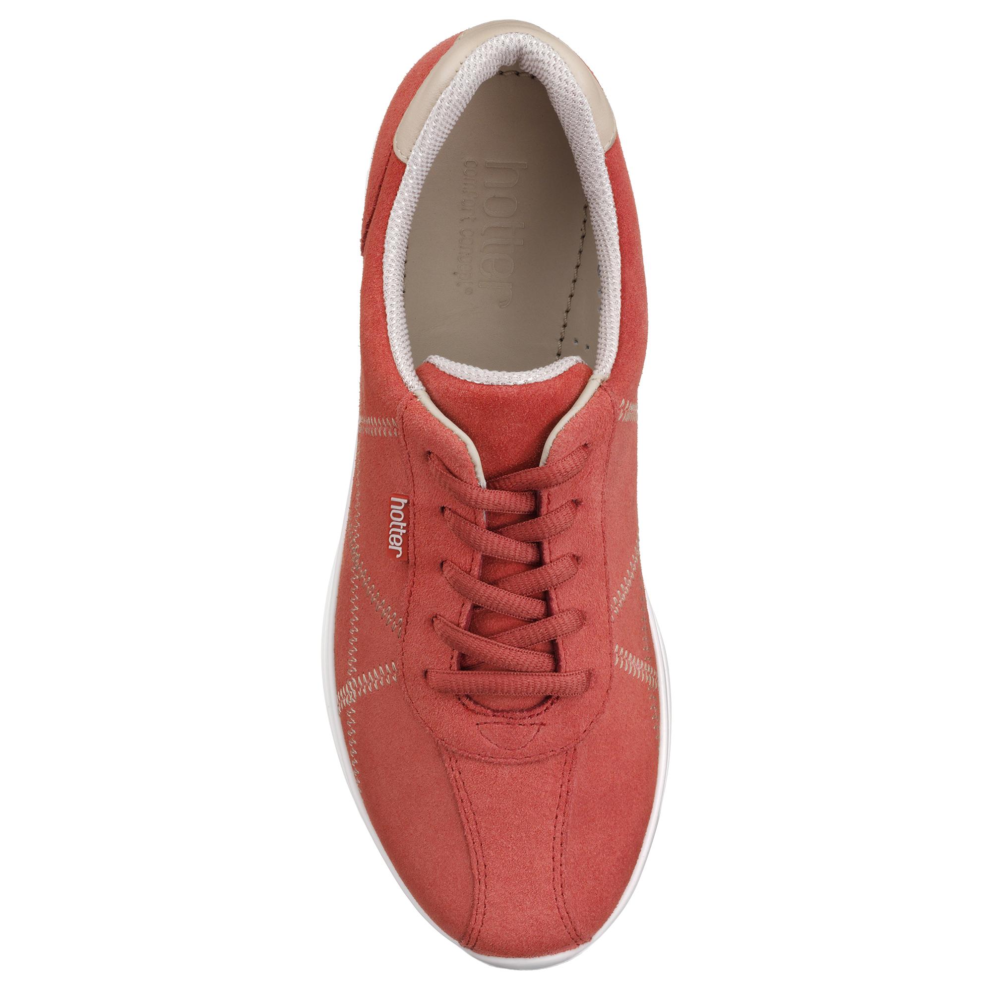 Hotter-Mujer-Solar-Senoras-Activo-Con-Cordones-Zapatos-Calzado-Zapatillas