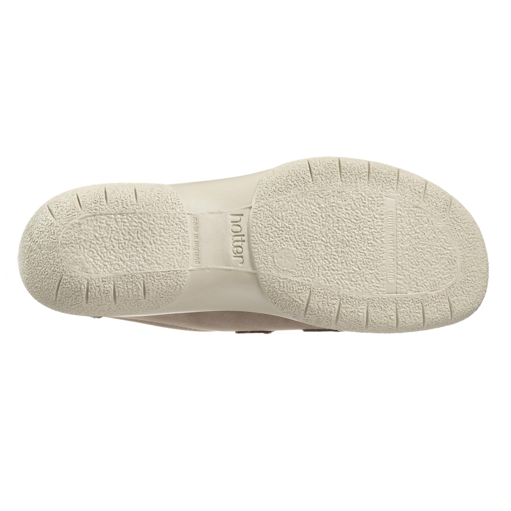 Hotter-Mujer-Leap-Senoras-Casual-Zapatos-Calzado-Zapatillas-Cuero-Textil